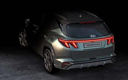 Atraktivnim Tucsonom N Line, Hyundai proširio ponudu serije N Line