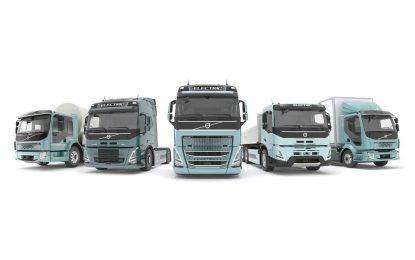 Prodaja električnih kamiona Volvo Trucks u Evropi kreće 2021. godine [Video]
