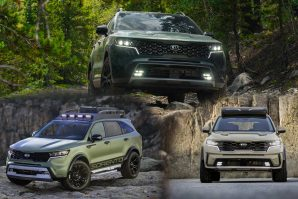 Kia predstavila dva X−Line koncepta: Sorento Yosemite Edition i Sorento Zion Edition