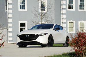 Mazda 3 Turbo stiže naredne godine [Galerija]