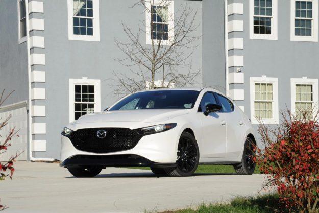 Mazda 3 Turbo [2021]
