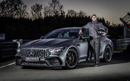 Mercedes-AMG GT 63 S 4Matic+ najbrži luksuzni automobil na Nürburgringu [Galerija i Video]