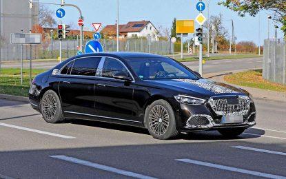 Novi luksuzni Mercedes-Maybach S-Class mogao bi biti predstavljen za desetak dana u Kini