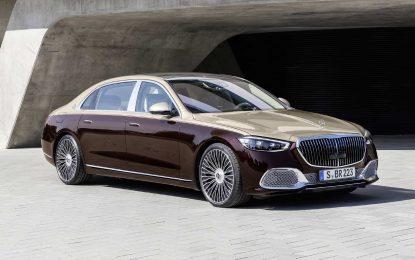 Predstavljena nova Mercedes-Maybach S-Klasa [Galerija i Video]