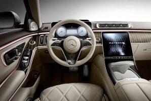Mercedes-Maybach S-Class [2021]