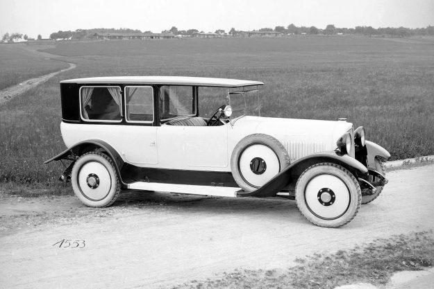 Maybach Typ W 3 [1922]
