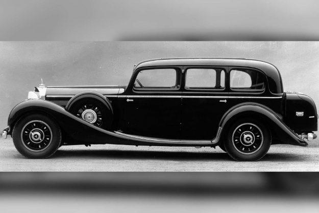 Mercedes-Benz Typ 770 Pullman [1936]