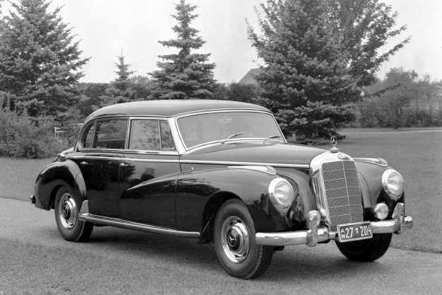 Mercedes-Benz 300 c [1955]