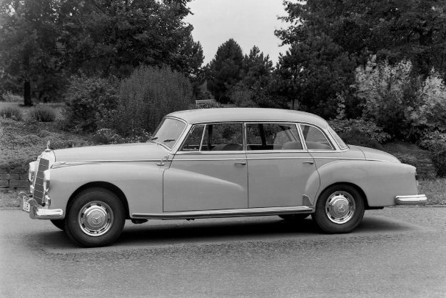Mercedes-Benz Typ 300 d [1957]