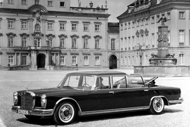 Mercedes-Benz Typ 600 Pullman [1968]