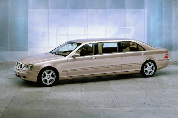 Mercedes-Benz S-Class [2000]