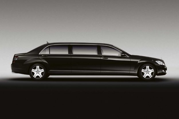 Mercedes-Benz S 600 Pullman Guard W 221 [2007]