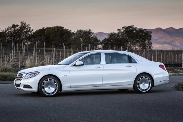 Mercedes-Maybach S 600 [2015]