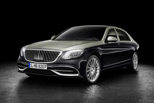 Mercedes-Maybach S 560 [2018]