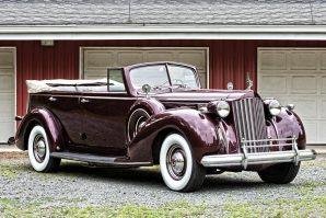 Zašto je Packard 12 Sedan bio jedinstven prije 81 godinu [Galerija]