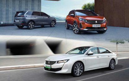 Peugeot predstavio SUV-ove 4008 i 5008, te limuzinu 508 L PHEV sedan [Galerija]