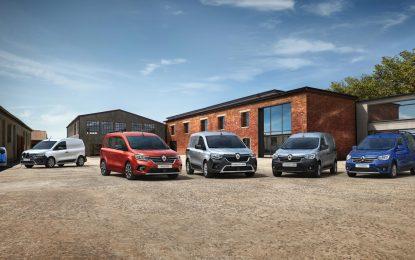 Ponovo revolucija u segmentu: Renault Kangoo i Express s četiri nova komplementarna modela [Galerija]