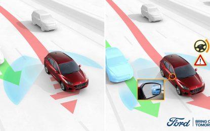 Ford predstavlja nove sisteme asistencije – Blind Spot Assist i Intersection Assist [Video]