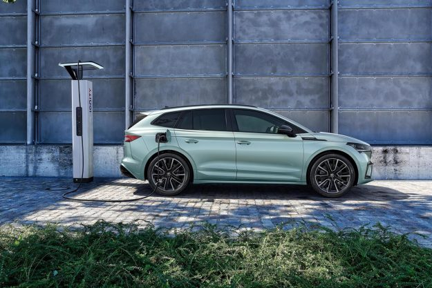 Škoda Enyaq iV [2020]