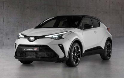 Od sljedeće godine u ponudi ekskluzivniji crossover Toyota C-HR GR Sport [Galerija]