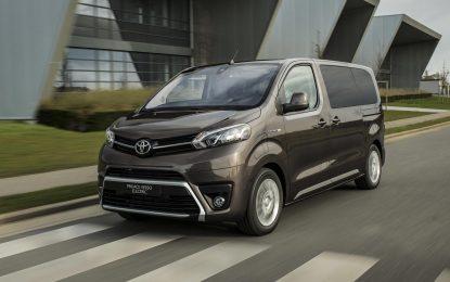 Stiže atraktivna i fleksibilna opcija električne mobilnosti iz Toyote – osvježeni Proace Verso Electric [Galerija]