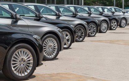 Evropsko tržište automobila ponovo pada