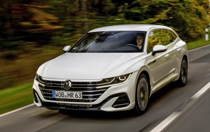 Volkswagen Arteon i Arteon Shooting Brake u eHybrid izvedbi