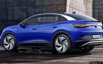 Ovako bi mogao izgledati novi električni Volkswagen ID.5