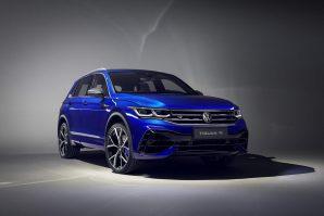 Volkswagen predstavio Tiguan R [Galerija]