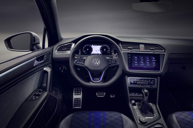 Volkswagen Tiguan R [2021]