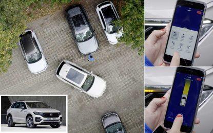 Volkswagen Touareg – prvi Volkswagen s automatskim parkiranjem [Galerija i Video]