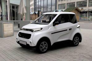 Zetta je prvi ruski električni automobil