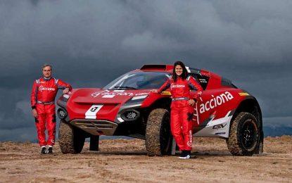 Acciona | Sainz XE Team potvrdili učešće na Extreme E Racing Series