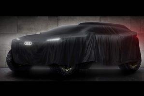 Audi se priprema za Dakar 2022