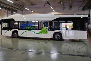 Električni autobus Solaris Urbino 12 electric na testovima u Atini