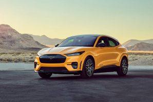 Ford Mustang Mach-E GT Performance Edition – još brži i jači
