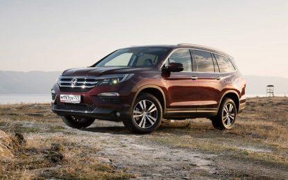 Honda Motor Company: Povlačenje iz Rusije