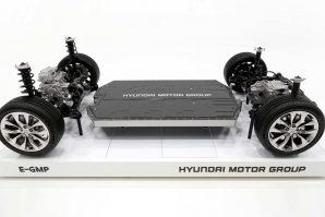 Hyundai Motor Group predstavio novu E-GMP platformu