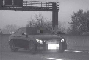Ograničenje 80 km/h, jurio 244 km/h