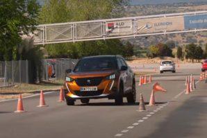 Peugeot 2008 na testu losa [Video]