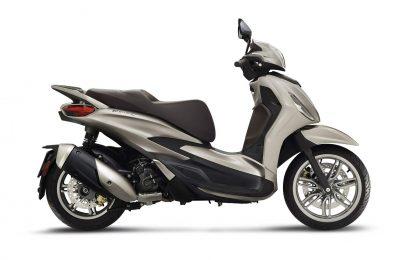 Piaggio Beverly: Novi motori i oprema
