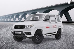"""UAZ isporučuje 1.500 vozila """"Ruskim željeznicama"""""""