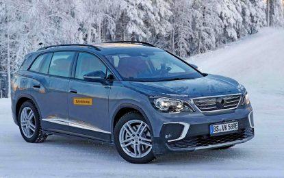 Volkswagen ID.6 na zimskim testovima
