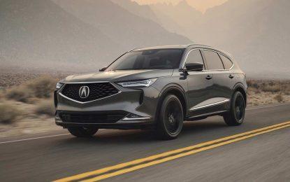 Acura MDX: Predstavljena četvrta generacija [Galerija i Video]