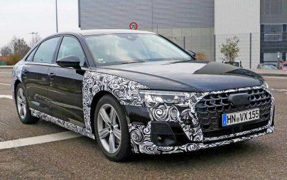 Audi A8 – osvježenje u svakom pogledu