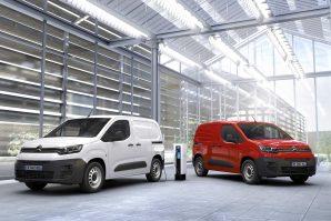 Citroen predstavio električni Berlingo furgon [Galerija i Video]