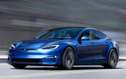 Tesla Model S i Model X: Optičko i tehničko dotjerivanje [Galerija]