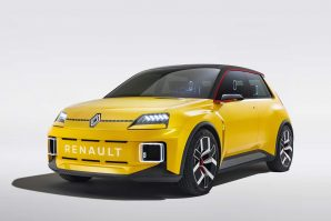 "Renaultov ""novi val"" – Prototip Renault 5"