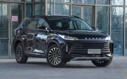 Exeed TXL: Facelift kineskog premium SUV-a [Galerija]
