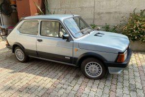 Oldtimer nedjelje: Fiat 127 Sport [Galerija]